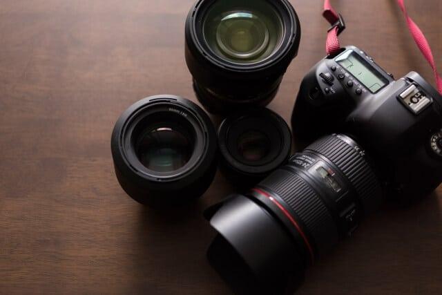 一眼レフカメラで作るASMR