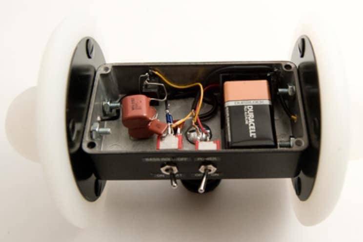 電池駆動できるFreeSpace